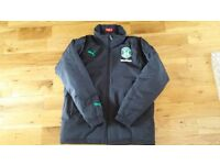 Boys Hibs Jackets