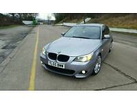Bmw 535d m sport 9 months mot service history excellent condition (not 520d 525d 530d 330d 335d