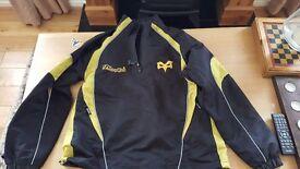 Boys Ospreys training jacket