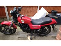 FT500 C for sale, good condition, 12 months mot, 47000 miles, £1350 O.N.O.