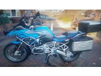 2013 BMW R1200 GS FSH please call on 07498773562