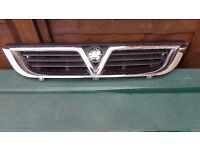 Vauxhall Vectra B upgrade chrome front grille
