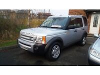 06 discovery 2.7 diesel , all the toys MAY PART EXCHANGE