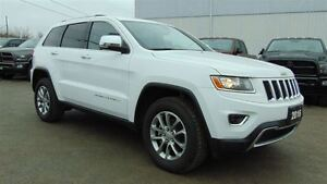 2016 Jeep Grand Cherokee LIMITED - TRAILER TOW GROUP !!!!