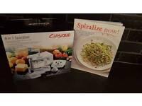 Spiralizer & Recipe Book