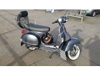 Vespa PX125 Scooter for sale. (Georgeous example)
