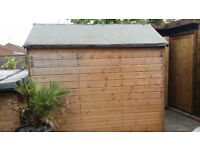 5ft x 7ft Shed