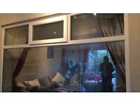Double glazed window 8ft by 5ft