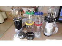 15 Piece Super Blender Perfect Condition
