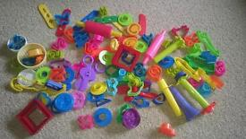 Play doh assecessories