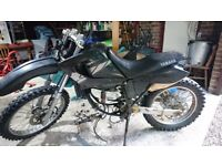 DT 125 RE / X Rolling Chassis w/ V5
