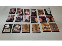 Collection of 18 Magic DVD's, teaching a massive amount of coin & card magic plus other tricks