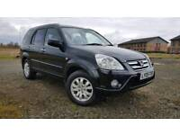2005 Honda crv 2.2 diesel executive 15 service stamps