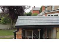 Interlocking roof slates