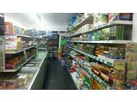 Grocery halal butcher Asian store shop lease for sale not off licence