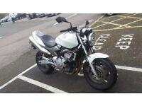 Honda Hornet CB600F white