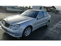 Mercedes E270 cdi auto