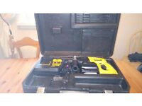 Dewalt DW005 24v cordless SDS 3 function power drill, with NEW battery & charger, see photos& detail