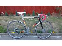 MENS GENTS ADULTS VINTAGE PUCH RACING 700CC WHEEL 23 INCH FRAME 10 SPEED BIKE BICYCLE