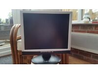 GNR 19 inch LCD Monitor with built in speakers