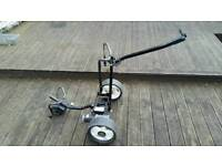 TOP CART ELECTRIC GOLF TROLLEY ...without battery