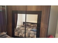 Mirror wardrobe for sale