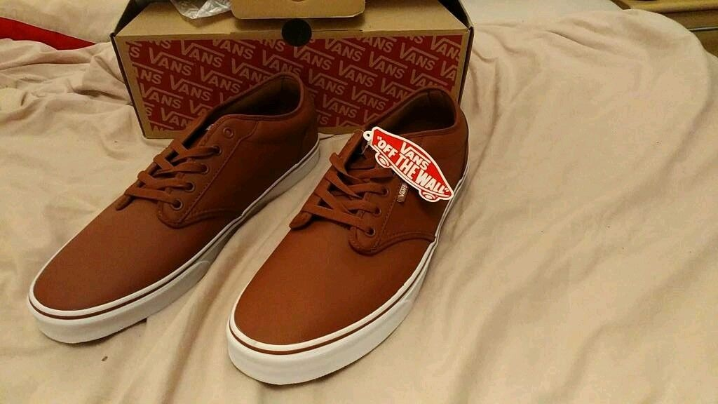 1efd43f0f2 VANS Atwood shoes BRAND NEW