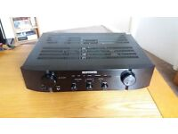 Marantz Amplifier - RRP £300, What Hifi 5 Stars