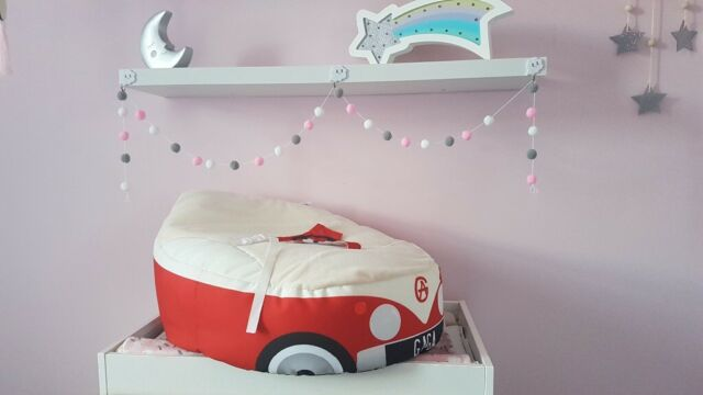 Peachy Baby Beanbag Vw Campervan In Whitley Bay Tyne And Wear Gumtree Gamerscity Chair Design For Home Gamerscityorg