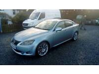 09 Lexus Is 250 Auto 4DOOR Service History MOT 12/09/18 2Keys ( can Be viewed inside Anytime
