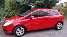 58 Reg Corsa Breeze - CD, Air Con, Electric windows, Keyless Entry. Cheap insurance & Tax.