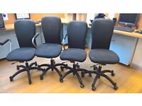 Free used office chairs *pickup only