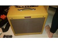 Fender Blues Junior (Jr) - AS NEW 2017 Limited NOS Lacquered Tweed + Jensen speaker - £400 (RRP£554)
