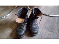 Size 9 Combat Boots