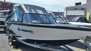 2016 Legend Boats X18 -