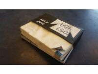 2007 MERCEDES E CLASS E280 CDI DIESEL MANUAL BOOKS FOLDER AS SHOWN IN PICTURES GUJ £30