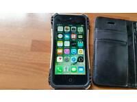 IPhone 5 16gb black.