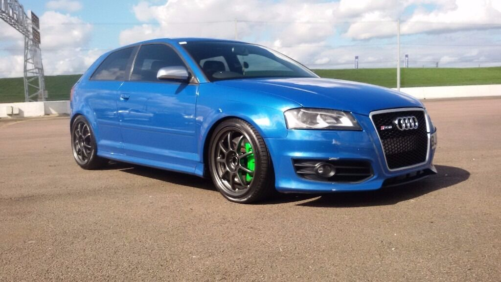 Audi S3 Stage 2+ 386HP remapp 2007 facelift | in Long ...