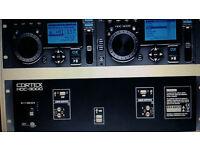 Cortex HDC 3000 DJ Media Player.