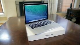 Apple MacBook Pro 13 inch *RETINA* *2015* Core i5 2.7 Ghz 8gb Ram 256 SSD LogicProX Adobe Final Cut