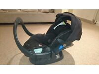 BeSafe iZi Sleep Rearward Facing Car Seat and Isofix Base