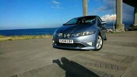 Honda civic 1. 8 vitec type s