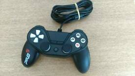 Wired PS4 controller