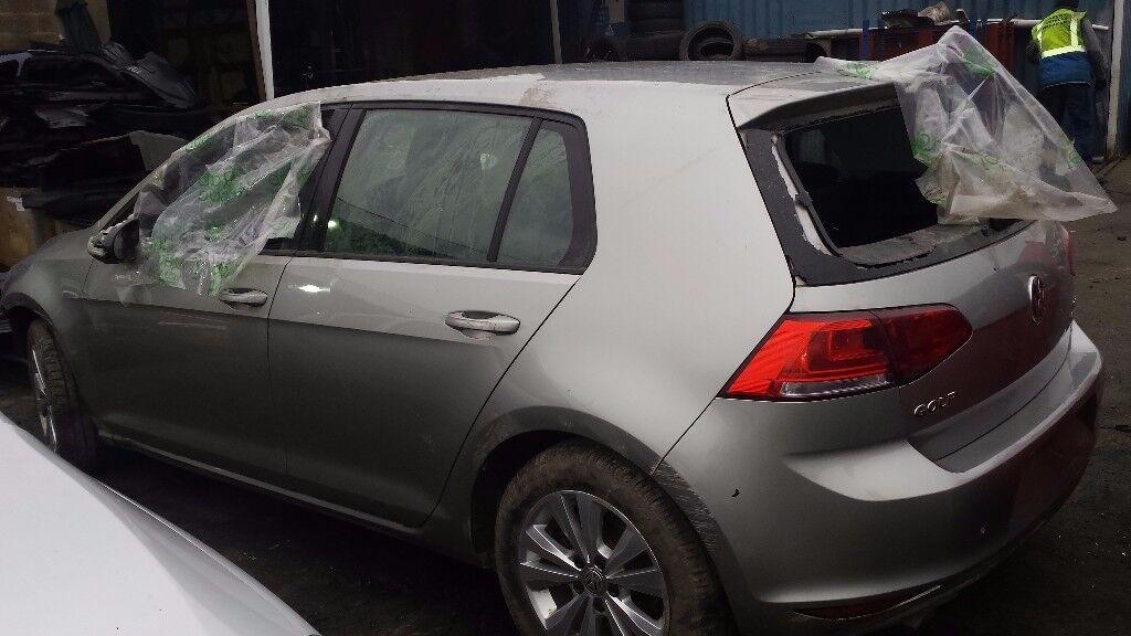 VW Golf Passenger Brake Light 2015