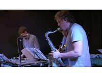Experienced professional saxophonist available for work in Bath, Bristol & West Country