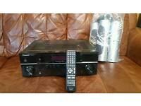 Pioneer amplifier surround system