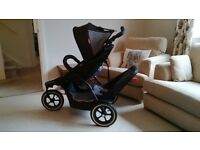 Phil & Teds Dash Buggy and Doubles Kit for sale.