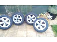 FORD ALLOY WHEELS 16 INCH