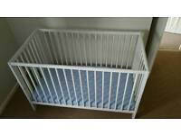 IKEA Convertible Cot Bed