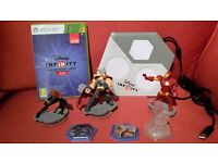 Disney Infinity 2.0 Marvel super heros starter pack